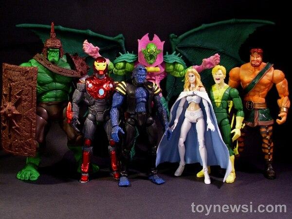 Marvel Legends Annihilus Series Reviews