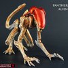 NECA Kenner Style Panther Alien Custom Figure By Jin Saotome