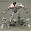 Baxter Stockman With Robot Mousers By Jin Saotome