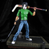 TMNT IDW Style Casey Jones Figure By Jin Saotome