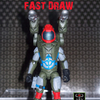 G.I.Joe Pursuit Of Cobra Fast Draw Figure By SPC Airborne