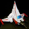 G1 Transformers Jetfire Tetrajet Supreme By Kingbotz