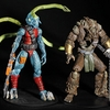 G.I. Joe Monstro & Bio Viper Figures By Ratfink
