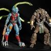 G.I. Joe Monstro & Bio Viper Figures By Ratfink
