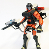 G.I. Joe Sigma 6 Law & Order, Wide Scope & Barbecue By Firethefly