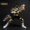 Power Rangers Legacy Gold Ranger Custom Figure By M. Marvel Customs