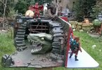 Masters of the Universe Classics Custom Fright Zone Playset By Dark Horse