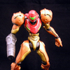 Metroid Prime Revoltech Samus Aran Figure By Sabretooth