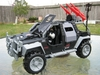G.I. Joe Pursuit Of Cobra Stinger Jeep By Dake
