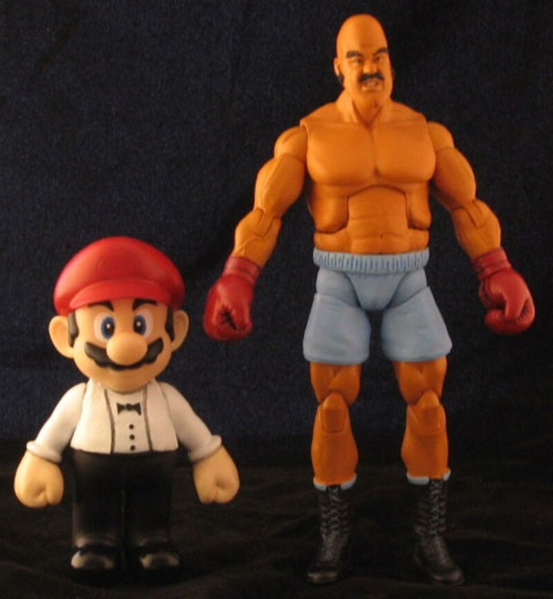 73cc48470af11 Mike Tyson s Punch Out Figures By Fugayzie