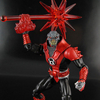 DCUC  Red Lantern Corps Rawlk Figure By Jin Saotome
