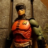 Christopher Nolan's Batman Universe Inspired Robin Figure By DaxBeren