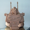 TNI's Cool Custom Of The Week: Transformers Rumble Clay Sculpture