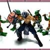 TMNT Shredder Figure By PANZERVARGAS