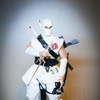 G.I. Joe 1/6 Scale Custom Storm Shadow Figure By Diatlas24