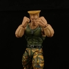 Street Fighter Guile Custom Figure By Shinigami Customs