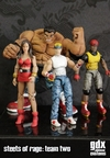 Streets Of Rage Figures By GDX