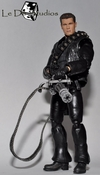 Terminator 2: Judgment Day Arnold figure by K3nny