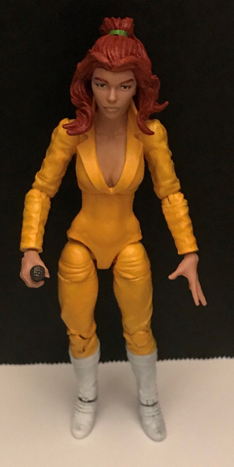 6 Classic Tmnt April Oneil Custom Figure By Ironwill