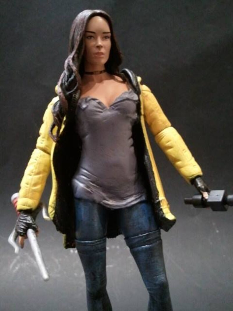 Tmnt 2014 Movie Megan Fox As April O Neil Figure By Click Inc