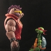 TMNT IDW Style Bebop Figure By Fugayzie