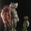 TMNT IDW Style Rocksteady Figure By FUGAYZIE