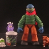 TMNT Michaelangelo Christmas Special Figure By FUGAYZIE