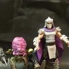 TMNT Shredder & Krang 1/6 Scale Figures By Click Inc.