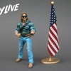 They Live John Nada Custom Figure By Angelo
