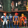 ThunderCats Custom Figures By Fluxcapacitortoys