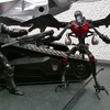 G.I.Joe & Transformers Crossover Megatron w/Laserbeak Custom By Dark Horse