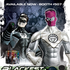 2010 Wondercon Exclusive DC Direct Blackest Night Figures Revealed