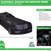 DC Collectibles Batman: The Animated Series Batmobile & More Figures Revealed