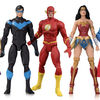 New DC Essential Figure Images From DC Collectibles