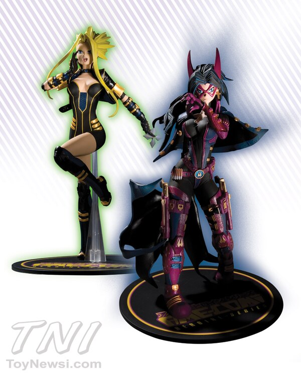 Ame-Comi Black Canary & Huntress Ame.bkcanary.huntress__scaled_600