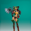Ame-Comi Hawkgirl