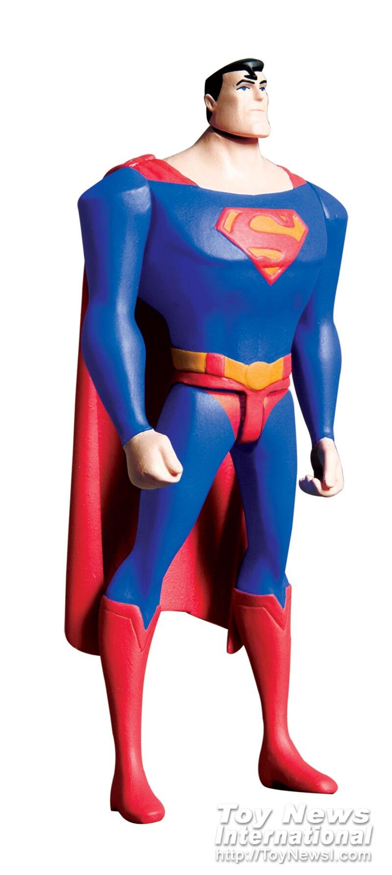 Superman Vs Doomsday Animated Figures