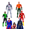 DC Collectibles Solicitations For February 2017 - DC Rebirth Justice League Boxset & More