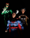 New Images For DC Collectibles New 52 Crime Syndicate Figures