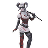 Batman: Arkham Asylum Nurse Harley Statue