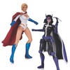 Powergirl & Huntress 7