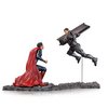 Man of Steel 1:12 Scale Superman vs. Zod Statue