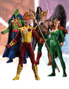 DC Brightest Day Series 2 Action Figures