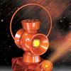 Blackest Night: Orange Lantern 1:4 Scale Power Battery And Ring Prop Replica Set