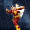 DC Showcase Superman/Shazam: The Return Of Black Adam DVD Shazam! Maquette