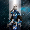 Heroes Of The DCU: Blackest Night Blue Lantern Saint Walker Bust