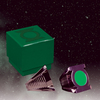 Green Lantern Honor Guard Prop Replica