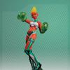 Ame-Comi Heroine Series: Arisia PVC Figure