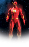 DC Comics - The New 52: The Flash & Parademon Figures
