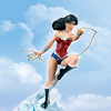 Cover Girls Of The DCU: Wonder Woman (The New 52) Statue